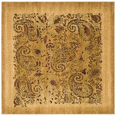 Safavieh Lyndhurst Collection Square Area Rug Polypropylene, 7'