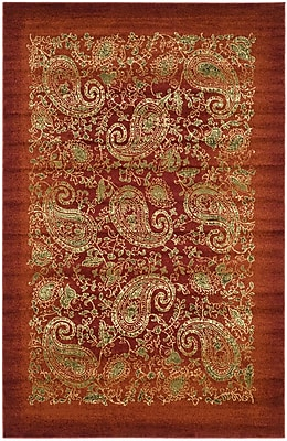 Safavieh Lyndhurst Collection Paisley Area Rug, 5'3