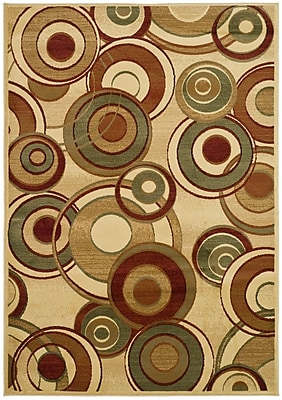 Safavieh Lyndhurst Collection Area Rug Polypropylene, 6' x 9' - 8' x 11' 72
