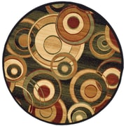 "Safavieh Lyndhurst Collection Round Area Rugs 5'.3"" x 5'.3"""
