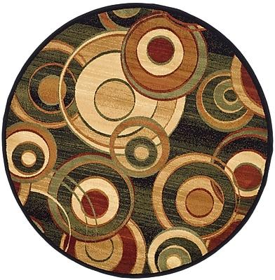 Safavieh Lyndhurst Collection Round Area Rugs 5'.3