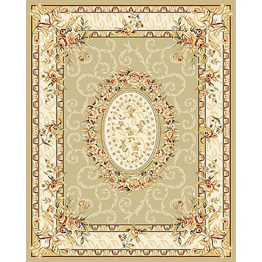 Safavieh Lyndhurst Collection Sage & Ivory Area Rug Polypropylene, 63