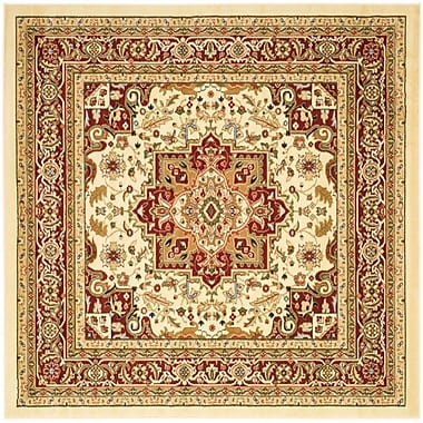 Safavieh Lyndhurst Collection Traditional Square Area Rug