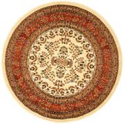 Safavieh Lyndhurst Collection Round Area Rug Polypropylene 5'3""