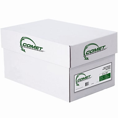 GlatfelterMD – COMET recyclé, 40M, 20 lb Papier multiusage, 11 x 17 po, blanc