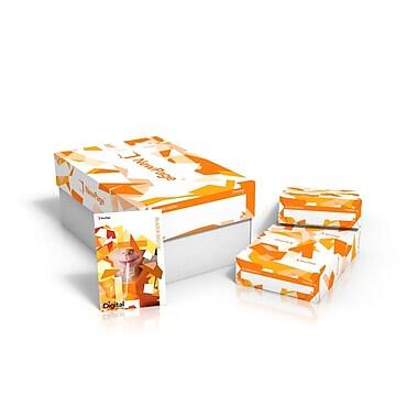 NewPageMD Blazer DigitalMD – 200M 100 lb Couverture glacée, 18 po x 12 po, Blanc