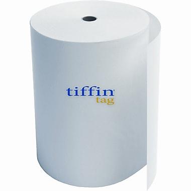 GlatfelterMD — Tiffin TagMD 100 lb Rouleau de papier spécial autocopiant, 9,5 po, blanc