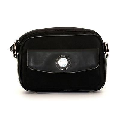 Jill-e Designs™ Nylon Compact System Camera Bag, Black