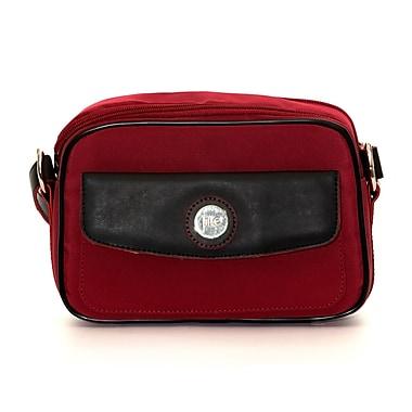 Jill-e Designs™ Microfiber Compact System Camera Bag, Red