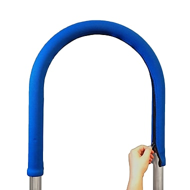 Blue Wave 4' Rail Grip For Pool Handrails, Royal Blue