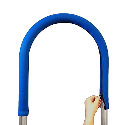 Blue Wave 6' Rail Grip For Pool Handrails, Royal Blue