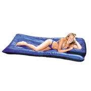 "Swimline® Ultimate Super Sized 78"" Floating Pool Mattress, Blue"