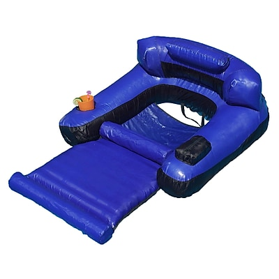 Swimline® Ultimate Floating Pool Lounger, Blue
