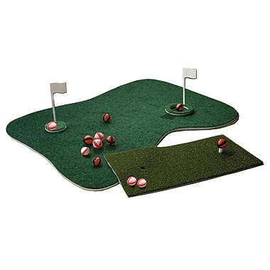 Blue Wave Aqua Golf Backyard Golf Game, Green