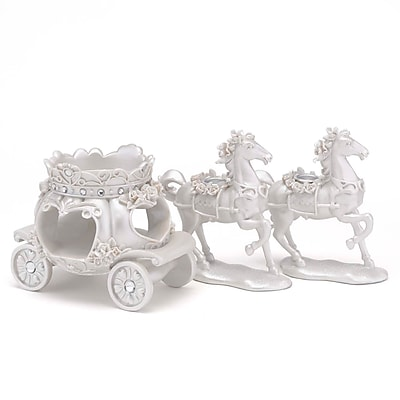 HBH™ Once Upon A Time Candle Stands, Resin