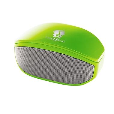 Life n Soul, Bluetooth Stereo Speaker, Black
