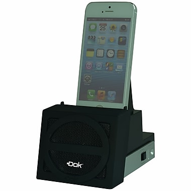DOK™ Speaker Cradles With Rechargeable Batteries