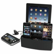 DOK™ 5 Port Smart Phone Charger With Bluetooth Speaker and Speaker Phone
