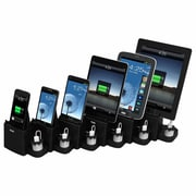 DOK™ 6 Port Smart Phone Charger