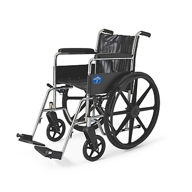 Medline Excel Fixed Foot Wheelchairs