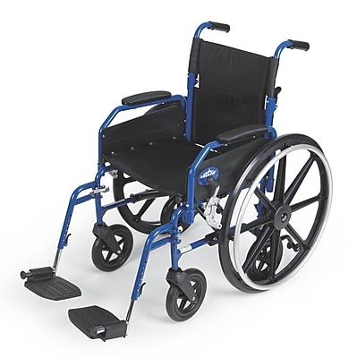 Medline Transport Wheelchair 18