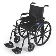 Medline K4 Extra-Wide Lightweight Wheelchairs