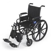 Medline Light Weight Nylon Wheelchair