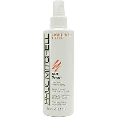 Paul Mitchell® Soft Light Hold Finishing Spray, 8.5 oz.