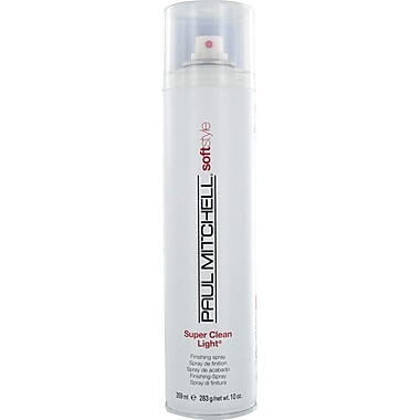 Paul Mitchell® Super Clean Light® Finishing Spray, 10 oz.
