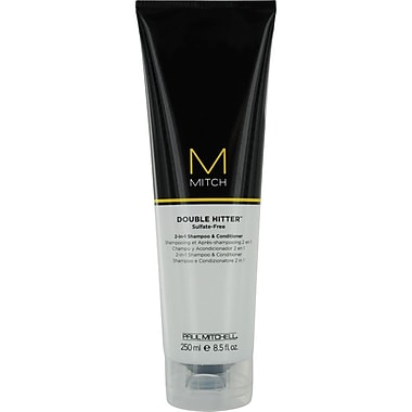 Paul Mitchell® Mitch® Double Hitter® 2-In-1 Shampoo and Conditioner, 8.5 oz.