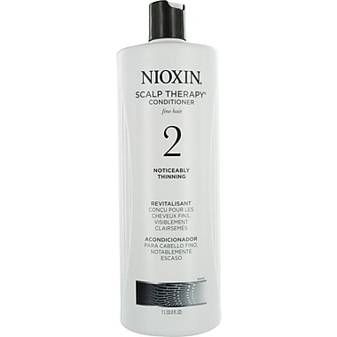 Nioxin® Bionutrient Actives Scalp Therapy System 2 Conditioner For Fine Hair, 33.8 oz.