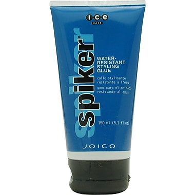 Joico I.C.E. Hair Spiker Water Resistant Styling Glue, 5.1 oz.