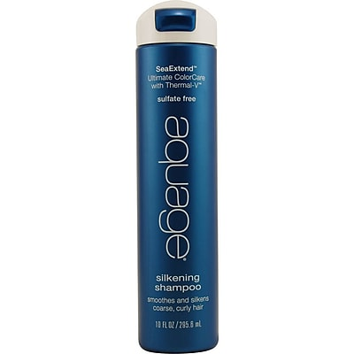 Aquage® Silkening Shampoo For Coarse and Curly Hair, 10 oz.