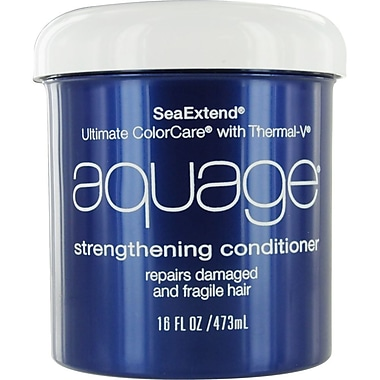 Aquage® SeaEXtend® Strengthening Conditioner For Damaged and Fragile Hair, 16 oz.