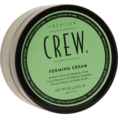 American Crew® Forming Cream For Medium Hold and Natural Shine, 3 oz.