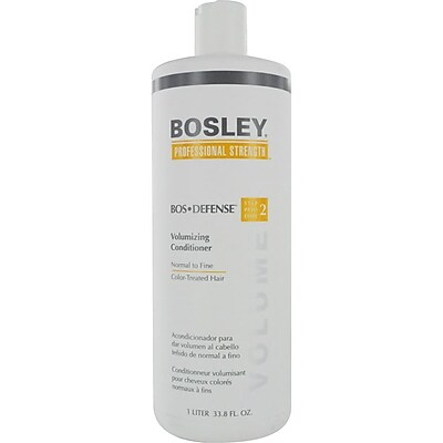 Bosley® Bos Defense Volumizing Conditioner For Color-treated Hair, 33.8 oz.
