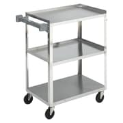 Brewer Stainless Steel All Purpose Utility Cart