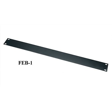 Middle Atlantic 19'' W Flat Econo Blank Panel; 8 3/4'' H (5U space)