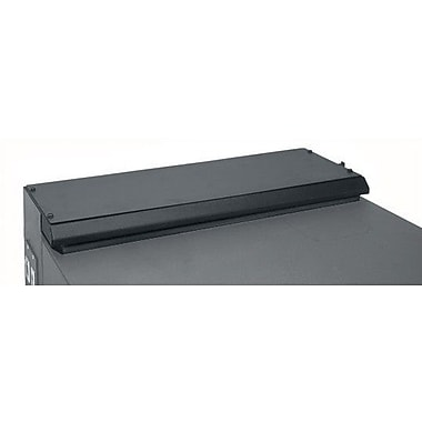 Middle Atlantic DWR Series Cover Plate/Shelf Kit; Black
