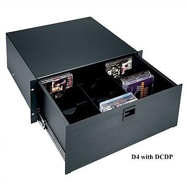 Middle Atlantic CD Partition for 4U Space Drawer