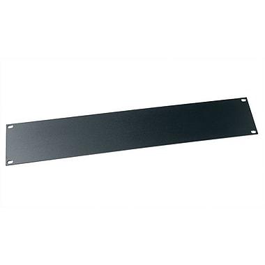 Middle Atlantic PHBL Series Aluminum Blank Panel; 1 3/4'' H (1U space)