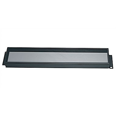 Middle Atlantic Security Cover for Rackmount, Non-hinged Plexiglass; 3 1/2'' H (2U Space)
