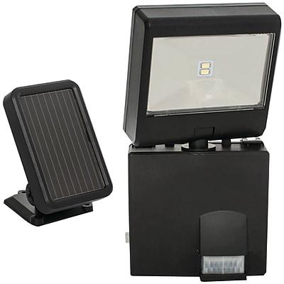 Maxsa Innovations Solar Motion 44311 LED Security Spotlight