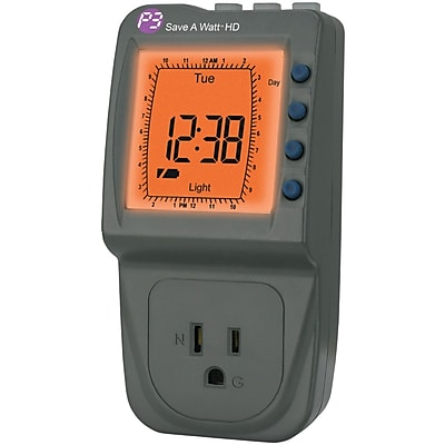 P3 Save A Watt P4472 HD Timer