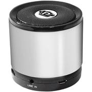 Pyle-Home Bluetooth PBS2SL Mini Speaker, Silver
