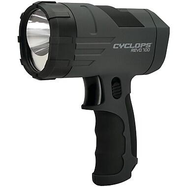 Cyclops REVO Handheld Rechargeable Spotlight, 700 Lumen (GSMCYCX700SLA)