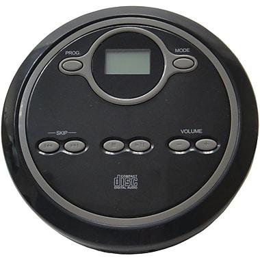 Sylvania Personal CD Player SCD300, Black