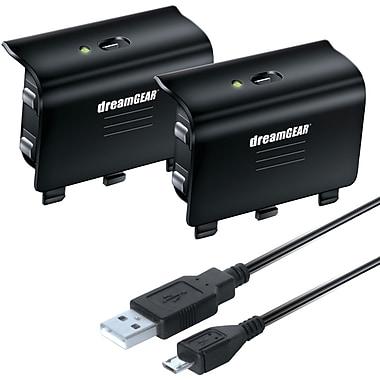 DreamGEAR – Ensemble de chargement pour Xbox One (DRMXB16608)