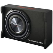 "Pioneer TS-SWX2502 10"" Preloaded Subwoofer Enclosure With TS-SW2502S4"