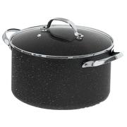 Starfrit® The Rock 6-quart Stockpot/casserole With Glass Lid